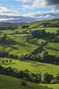 Mountain Road Prints - Glenelly Valley, County Tyrone Print by Gareth McCormack