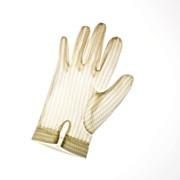 Glove Print by Bernard Jaubert