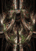 Ent Framed Prints - Gnarled Framed Print by Christopher Gaston