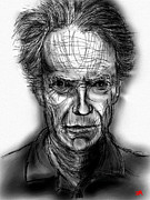 Dirty Harry Drawings - Go ahead.. by Dan Marquart