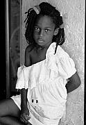 Haitian Photos - Going on Twenty by Michael L Kimble