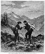 Gold Prospectors, 1876 Print by Granger