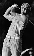 Pro Sports Prints - Golf Pro Jack Nicklaus, C. 1970s Print by Everett