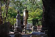 Grave Photos - Graveyard in Charleston by Susanne Van Hulst