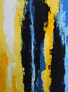 Pallet Knife Originals - Gravity by Eric Chapman