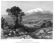 Greece: Mount Olympus Print by Granger