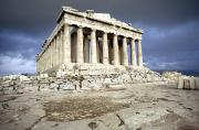 Acropolis Photo Posters - Greece: Parthenon Poster by Granger