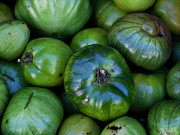Food - Green Tomatoes by Robert Ullmann