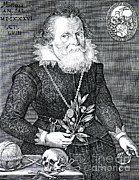 Gregor Horstius, German Physician Print by Science Source