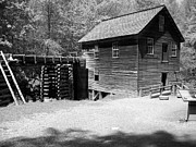 Grist Mill Art - Grist Mill by Regina Hall