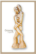 Plaque Reliefs - Growing Together by Rochman Reese
