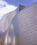 Guggenheim Photos - Guggenheim Museum, Bilbao, Spain by Carlos Dominguez
