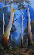 Landscapes Reliefs - Gumtree View by John Cocoris