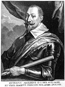 Adolf Art - Gustavus Ii (1594-1632) by Granger