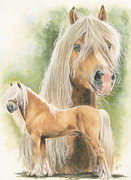 Barbara Keith - Haflinger