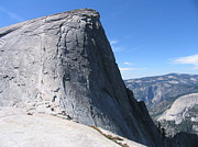 Half Dome Photos - Half Dome by Mark Norman