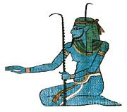 Photo Researchers - Hapi Egyptian God