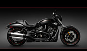 Cruiser Photo Posters - Harley Davidson VRSCD Night Rod Special Poster by Oleksiy Maksymenko