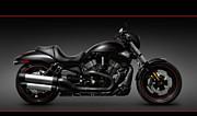 Harley Davidson Vrscd Night Rod Special Print by Oleksiy Maksymenko