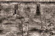 Haunted House Metal Prints - Haunting  Metal Print by JC Findley