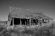 Southern Utah Posters - Hay Barn Poster by Mark Smith