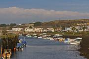 Kernow Photos - Hayle Harbour by Brian Roscorla