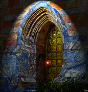 Gateway Digital Art - Heavens Gate by David Lee Thompson
