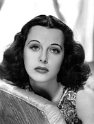 Hedy Framed Prints - Hedy Lamarr, 1939, Photo By Clarence Framed Print by Everett