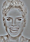 Heidi Klum In 2010 Print by J McCombie
