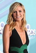 Heidi Klum Posters - Heidi Klum In Attendance For Teennick Poster by Everett