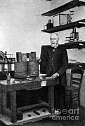 First Prize Posters - Henri Becquerel, French Physicist Poster by Science Source