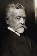 1910s Portrait Posters - Henry Cabot Lodge 1850-1924 Republican Poster by Everett