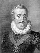 Henry Iv (1553-1610) Print by Granger