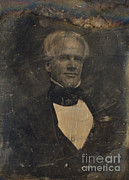Public Schools Framed Prints - Horace Mann, American Education Reformer Framed Print by Photo Researchers