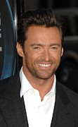 Xmen Posters - Hugh Jackman At Arrivals For L.a Poster by Everett