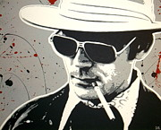 Dan Carman - Hunter S Thompson