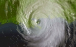 Noaa Prints - Hurricane Katrina Print by Science Source