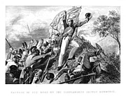 British Empire Prints - India: Sepoy Rebellion, 1857 Print by Granger