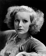 Clarence Sinclair Bull Photos - Inspiration, Greta Garbo, Portrait by Everett