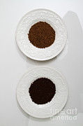 Decaf Prints - Instant Coffee Print by Photo Researchers, Inc.