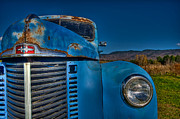 Rusty Pickup Truck Photos - International by Mike Horvath