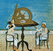 Islamic Astronomers Print by Science Source