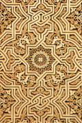 Fresco Photos - Islamic Plasterwork by Ralph Ledergerber