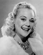 1945 Movies Framed Prints - Its A Pleasure, Sonja Henie, 1945 Framed Print by Everett