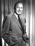Benny Acrylic Prints - Jack Benny Program, The, Jack Benny Acrylic Print by Everett