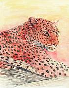 Fitzsimons Art - Jaguar by Morgan Fitzsimons
