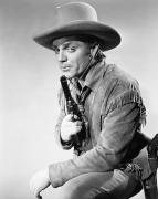 Cowboy Hat Photos - James Cagney (1899-1986) by Granger