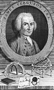 Ferguson Art - James Ferguson (1710-1776) by Granger
