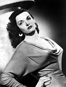 Bust Photos - Jane Russell, Ca. Late 1940s by Everett