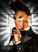 Kia Kelliebrew - Janelle Monae